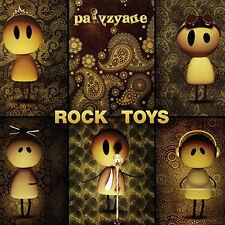 PARYZYANE - ROCK TOYS (CD DIGIPACK NEUF)