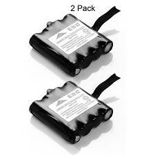 2x 700mAh Two Way Radio Battery for Midland BATT6R BATT-6R LXT276 345 480 LXT500