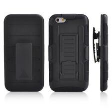 Coque Support clip de ceinture Etui Protection antichoc pour Apple iPhone 6 6s