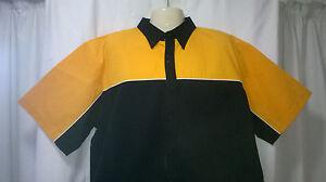 Mens JB's Shirt, 43 / XL, Short Sleeves, Poly / Cotton