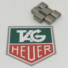 TAG HEUER STAHL Doppel-Element Herren- 17 mm - 1990er Jahre