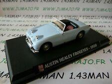 AP40N Voiture 1/43 IXO AUTO PLUS : AUSTIN HEALEY Frogeyes 1959