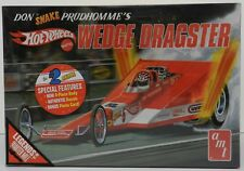 SNAKE WEDGE DRAGSTER HOT WHEELS DON PRUDHOMME PLYMOUTH NOS SEALED AMT MODEL KIT