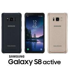 "Samsung Galaxy S8 Active G892A GSM Unlocked AT&T Cricket 64GB 5.8"" Smartphone"