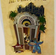 DISNEY PIN LE THE TWILIGHT ZONE TOWER OF TERROR STITCH MGM ACTION ADVENTURE
