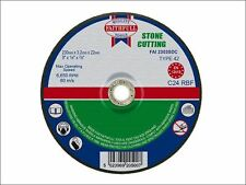 Faithfull - Cut Off Disc for Stone Depressed Centre 230 x 3.2 x 22mm