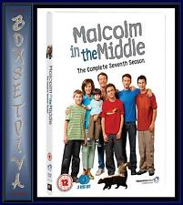 MALCOLM IN THE MIDDLE - COMPLETE SEASON 7   **BRAND NEW DVD **