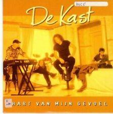 (BE176) De Kast, Hart Van Mijn Gevoel - 1999 CD