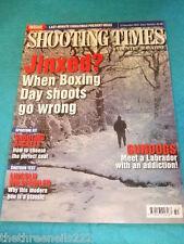 SHOOTING TIMES - SHOOTING JACKETS - DEC 15 2005