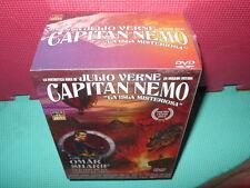 CAPITAN NEMO - JULIO VERNE - 6 DVD - PRECINTADA - LA ISLA MISTERIOSA