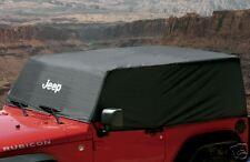 JEEP WRANGLER 2 DOOR CAB COVER SILVER MOPAR OEM 82210322AB Mopar accessory