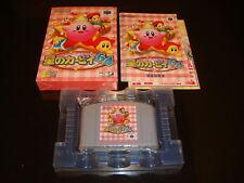 Hoshi no Kirby 64 Nintendo 64 Japan