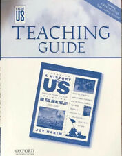Hakim: History Of US:War, Peace, & All That Jazz: Bk 9: 1918-1945: Teacher Guide