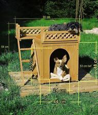 Niche pour chien 66 cm x 53 cm x 64 cm neuve