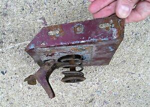 Jaguar XK 140 Bonnet Lock Catch Panel