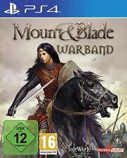 Mount & Blade: Warband HD (Sony Playstation 4, 2016)