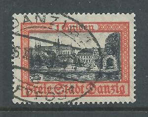 Danzig - 1924 - 1 gulden Pictorial - Postally used