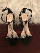Qupid  gorgeous dressy with rhinestones shoes size 6 purchase at Nordstrom