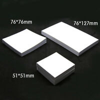 50 Sheets dental disposable mixing pads bounded on 2 side dycal root
