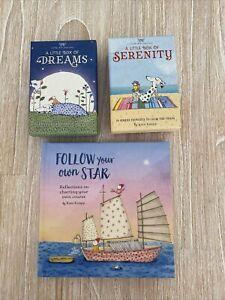 2x Little Affirmations Card Set & Book Follow Your Own Star Kate Knapp Twigseeds