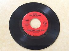 TENNESSEE ERNIE FORD - SUNNY SIDE OF HEAVEN -- RARE UNPLAYED CAPITOL PROMO