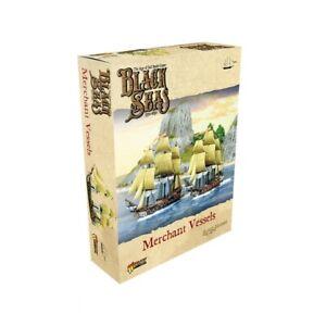 Warlord Games Black Seas Merchant Vessels