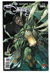 The Darkness Volume 2 #8 (Top Cow/Image - 2002) Modern Age Comic VF