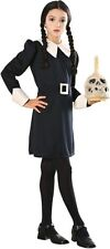 Rubies Wednesday Addams Movie Character Childrens Dress Halloween Costume 882631