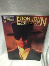 Elton John Anthropology Guitar/Organ/Easy Play