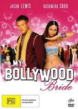 MY BOLLYWOOD BRIDE - CLASSIC COMEDY - NEW & SEALED REGION 4 DVD