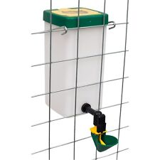 *New - 1Lt Drinker with cup for Chickens-Poultry