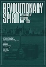REVOLUTIONARY SPIRIT: THE SOUND OF LIVERPOOL 1976-1988 - NEW CD BOX SET