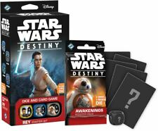 Star Wars Destiny REY STARTER SET Dice & Card Game Deck