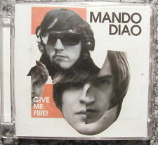 CD Mando Diao / Give me Fire – POP Album 2009