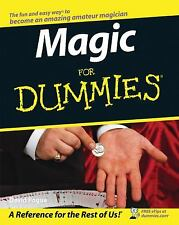 Magic For Dummies by Pogue, David