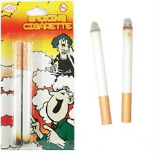 Halloween Funny Gift Joke Prank 2 Fake Puff Cigarettes Theatrical Magical Props