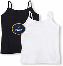 The Children's Place Girls' Basic Cami 2-pack