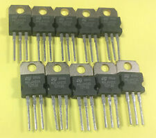 ST Transistors TIP122 (Lot of Ten) 100 V 5 Amp NOS