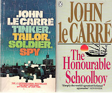 Complete Set Series - Lot of 3 Karla Trilogy by John Le Carre Lecarre Tinker Spy