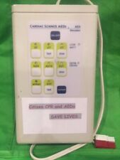 Cardiac Science Powerheart Aed G3 And Aed G3 Pro Training Simulator