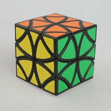 LanLan Butterfly Puzzle Twelve axes Cube Curvy Copter Magic  Cube Odd shape