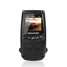 Pruveeo F5 AUTO DASH CAM CON WI-FI, design discreto Dash fotocamera per le auto Notte