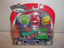 Chuggington Die-Cast - Irving's Rubbish & Recycling Cars - New in Package