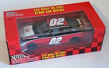 RARE NEBRASKA CORNHUSKERS #02 BLACKSHIRTS NASCAR DIECAST CAR