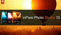 2020 🔥 InPixio Photo Studio Ultimate 10 - Lifetime License Key - Fast Delivery