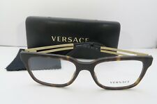 Versace Women's Tortoise Glasses with case MOD 3218 5181 53mm