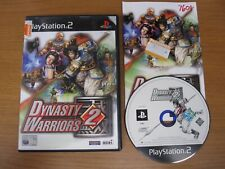 Dynasty Warriors 2 - Sony PS2 Playstation 2 (PAL) Game