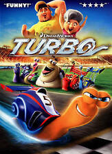 Turbo (DVD, 2013) - Opened but not viewed