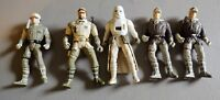 Star Wars Action Figure Lot (Hoth), Kenner,1990's
