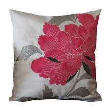 Polyester Embroidered Decorative Cushion Covers